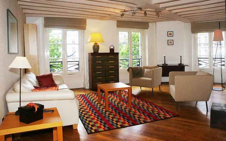 17th Central PAris  - 2 Bedroom 3 Beds