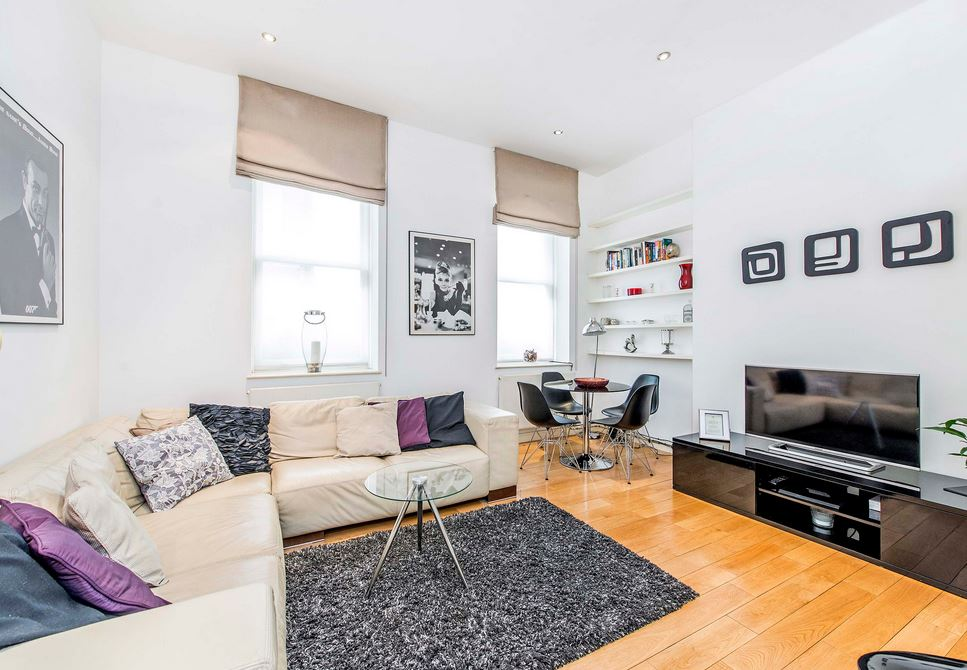 Mayfair/Green Park 1 Bedroom