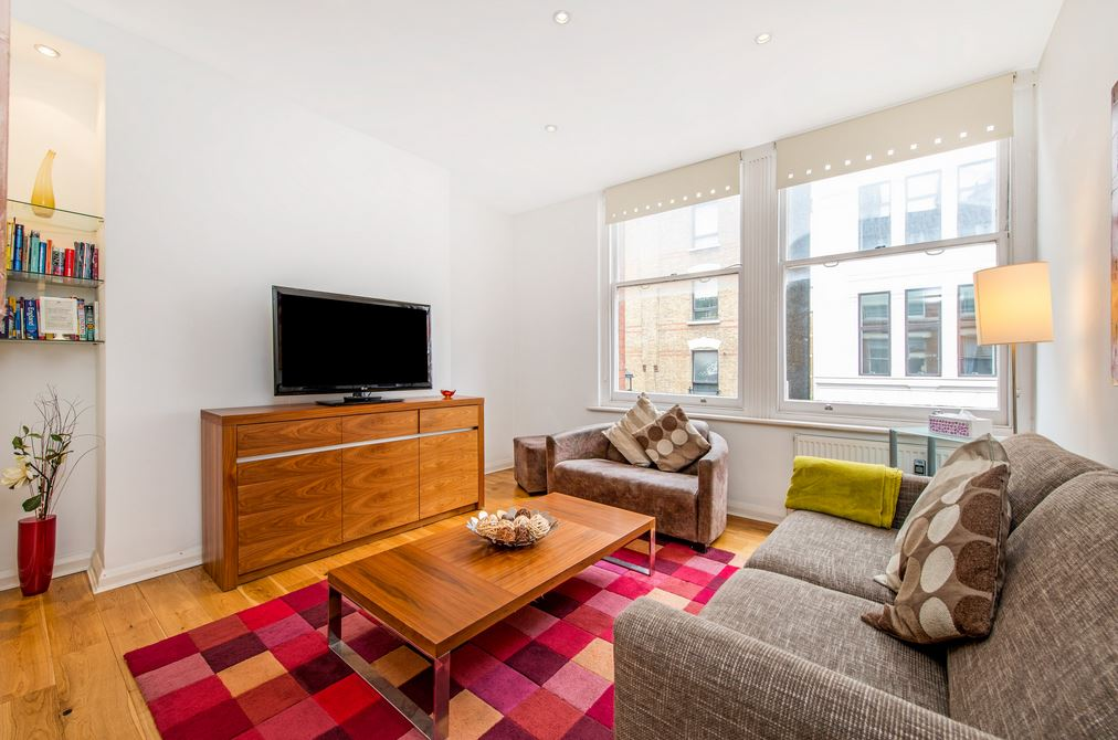 Leicester Square 1 Bedroom