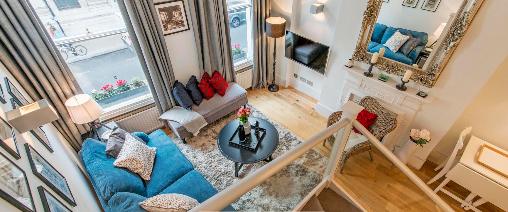 2 BR Covent Garden