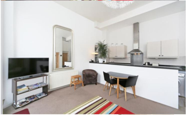 Notting Hill  - 1 Bedroom  with Balcony