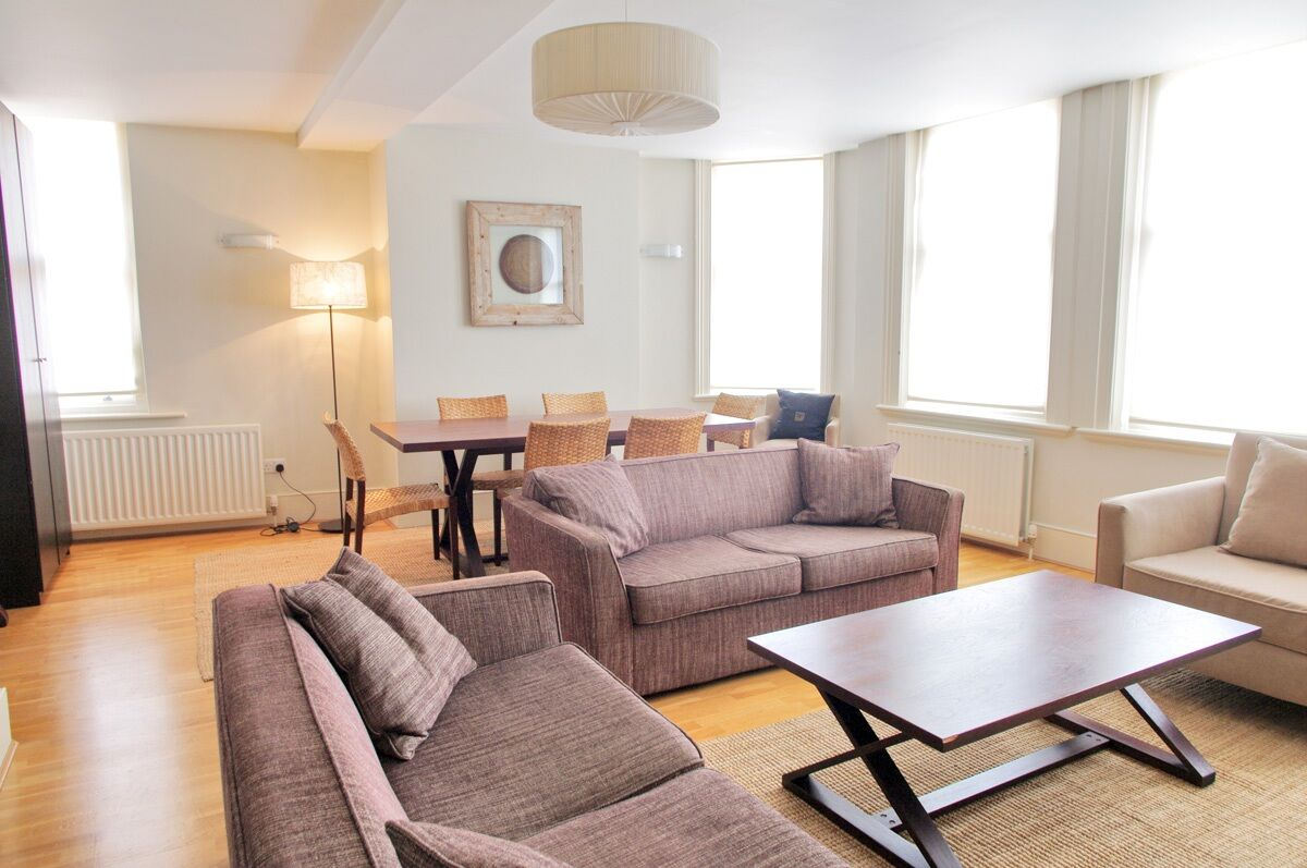 Marylebone 2 bedroom 2 bathroom