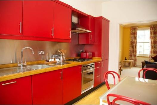 EARLS COURT KITCHEN ROOM APARTMENT