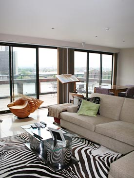 River Thames- One bedroom