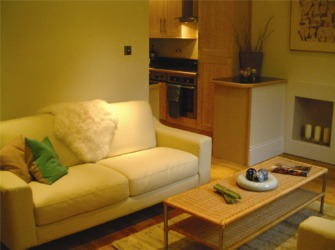 Notting Hill 2 bed 2 bath